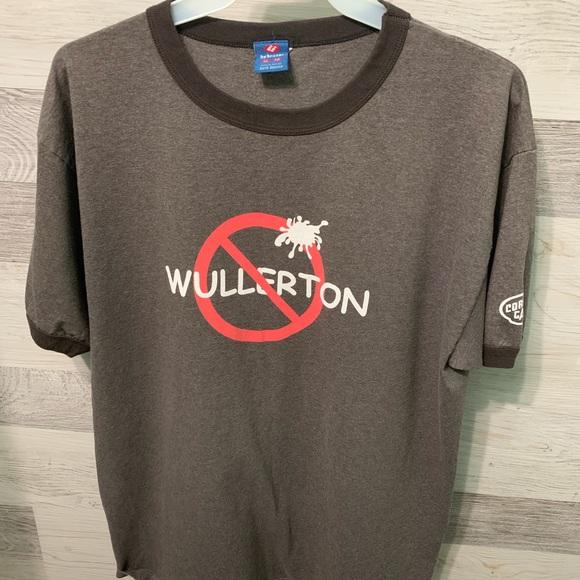 "Corner Gas ""No Wullerton"" Printed Tee"